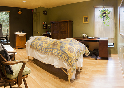 Fort Myers Acupuncture and Massage Location - Treatment Room A