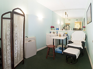 Fort Myers Acupuncture and Massage Location - Treatment Room C